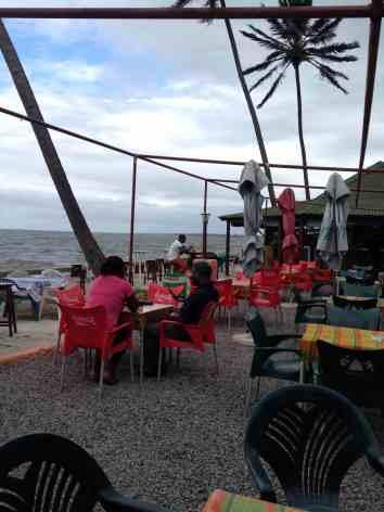 Bar near Polana Serena Hotel