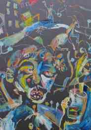 wall art, Joburg